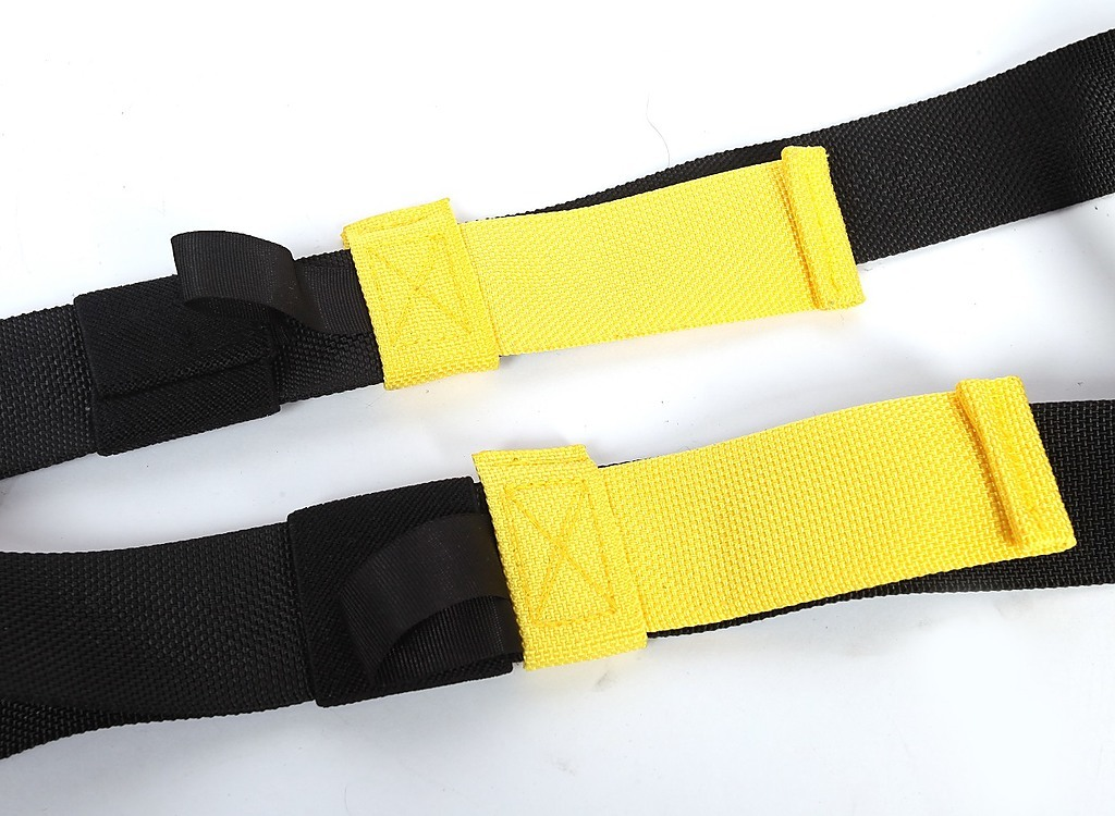 Suspension Trainer Straps Workout Sports Amp Fitness