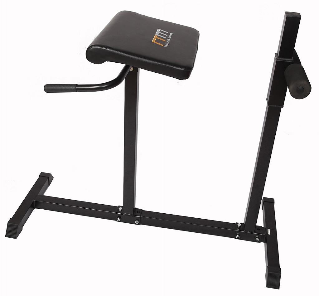 Roman Hyper Extension Bench Chair Exercise Fitness Workout