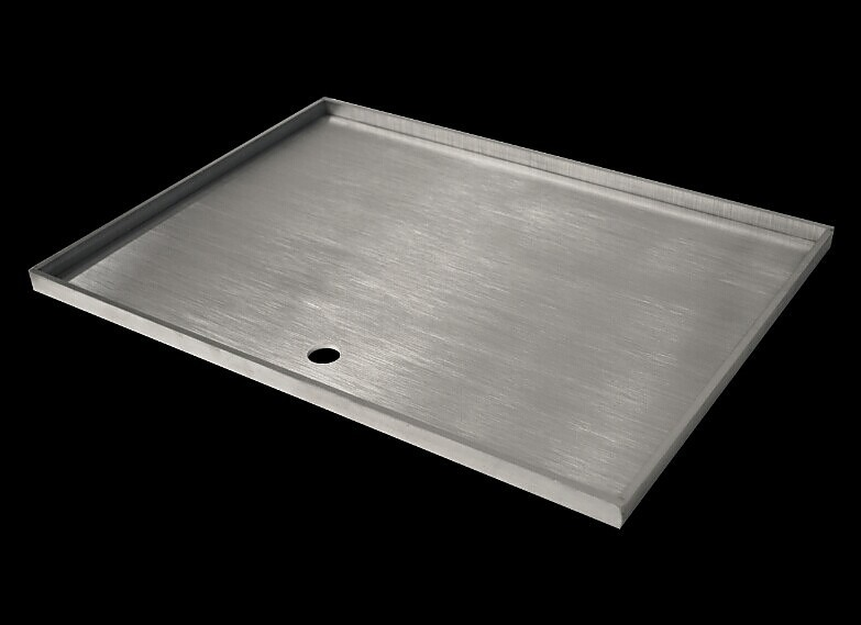 Premium Stainless Steel Bbq Hot Plate 46 5 X 38cm