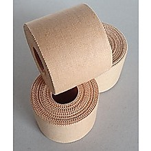 Premium Rigid Sports Strapping Tape - 3 Rolls of 50mm