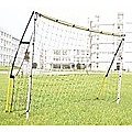 8' x 5' Soccer Football Goal Foot Portable Net Quick Set Up