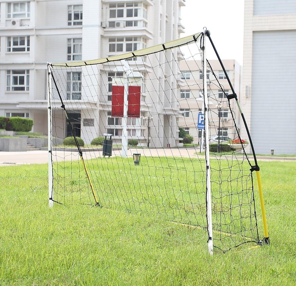 Waterproof Car Cover >> 8' x 5' Soccer Football Goal Foot Portable Net Quick Set ...