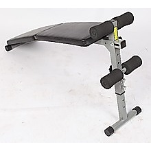 Adjustable Abdominal Crunch Sit Up Bench