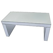 Mirrored Coffee Table Mirror Furniture