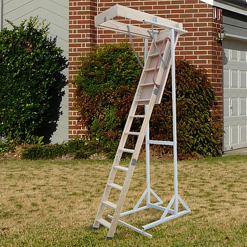 Attic Loft Ladder 2 2m 2 7m