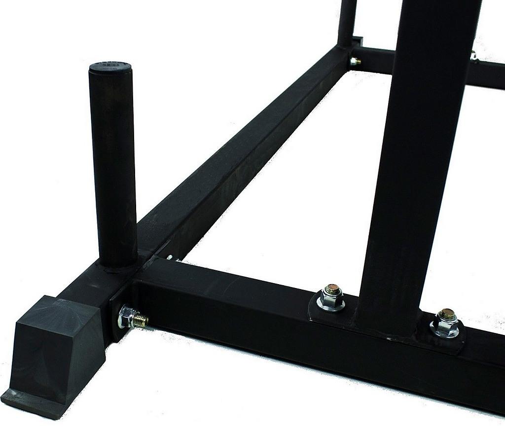 Power Rack Deadlift: Power Rack Squat Deadlift HD Lift Cage Workout Frame Gym