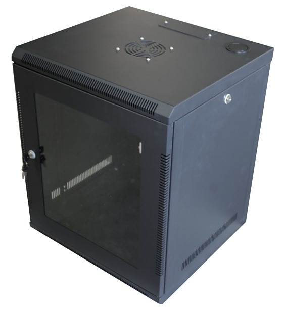 12u 12ru 19 19 inch server network data rack wall mount for Kitchen cabinets 500mm wide