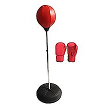 Children Punching Boxing Bag Set
