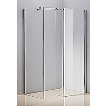 1200x800mm Walk in Shower Enclosure Safety Glass Shower By Della Francesca