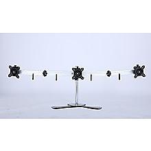 Triple/3 Monitor Mount Freestanding Desktop Stand