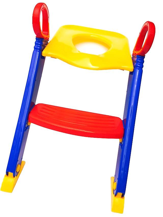 Kids Toilet Ladder Toddler Potty Training Seat Home