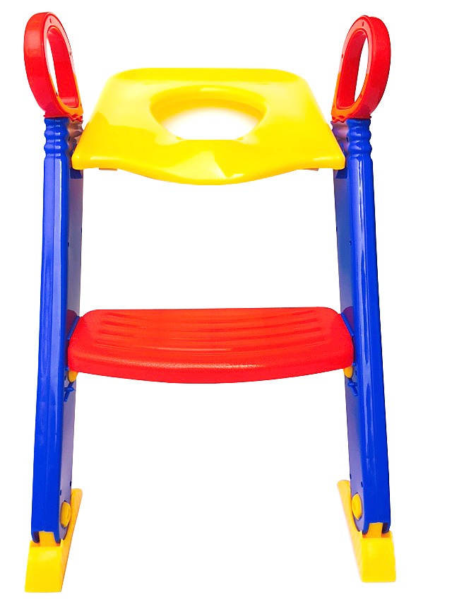 Kids Toilet Ladder Toddler Potty Training Seat Home