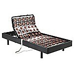 Palermo Electric Adjustable Bed Frame Single Size - Support on a Micro level