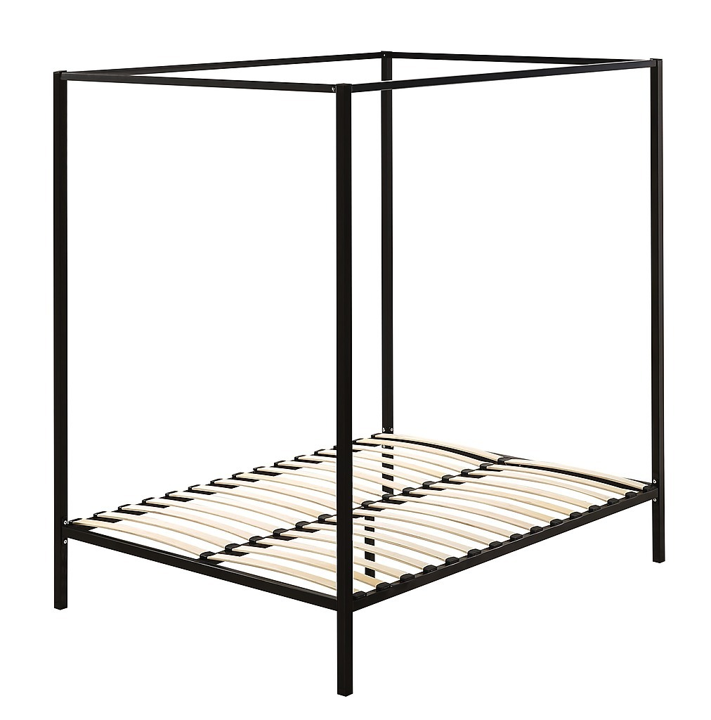 4 four poster queen bed frame furniture bed frames bedheads queen bed frames and bedheads. Black Bedroom Furniture Sets. Home Design Ideas