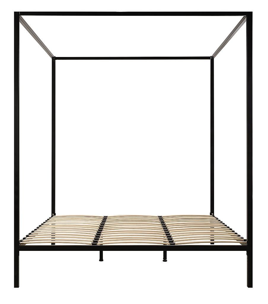 4 poster king bed frame. Black Bedroom Furniture Sets. Home Design Ideas