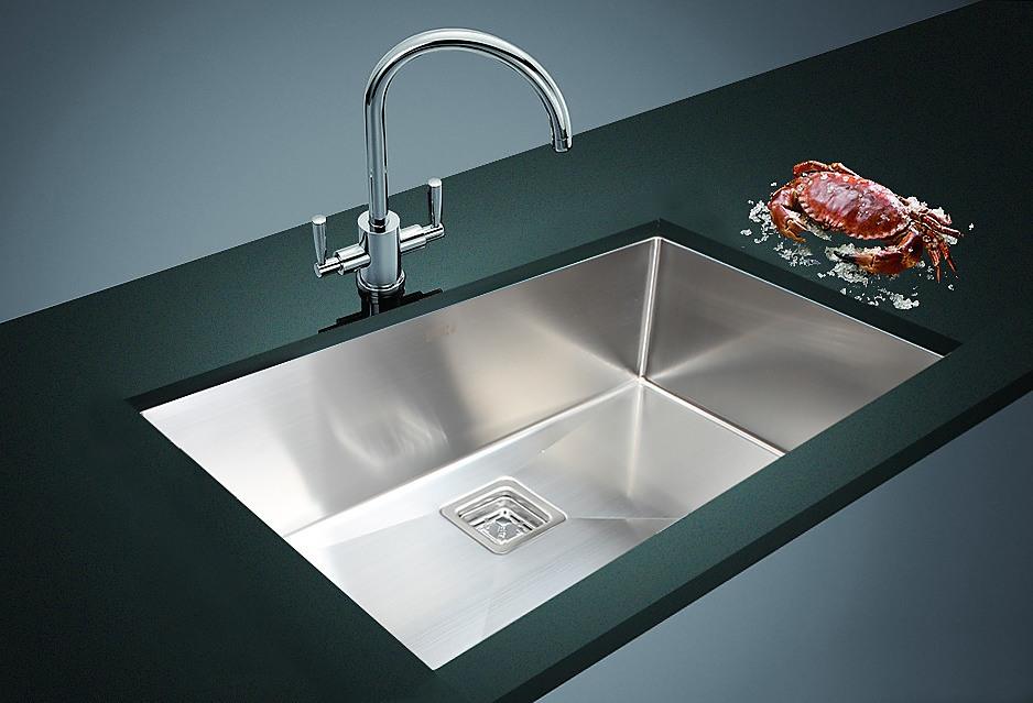810x505mm handmade 1 5mm stainless steel undermount topmount rh factoryfast com au