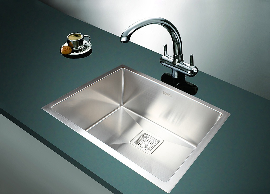 square sink kitchen 550x455mm handmade 1 5mm stainless steel undermount 2449