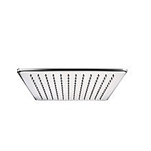 300mm Shower Head Square 304SS Showerhead