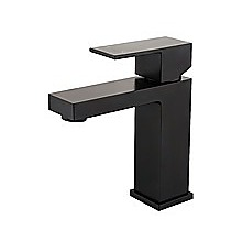 Basin Mixer Tap Faucet -Kitchen Laundry Bathroom Sink - BLACK