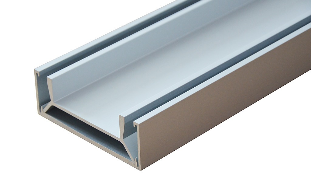 Aluminium Rust Proof Tile Insert Strip Shower Grate Drain