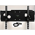 "30-60"" Plasma LED LCD Screen TV Single Arm Wall Mount with 180° Swivel"