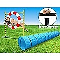 Pet Dog Agility Jump Training Set