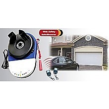 500N Max Automatic Garage Roller Door Opener Motor with Auto Reverse