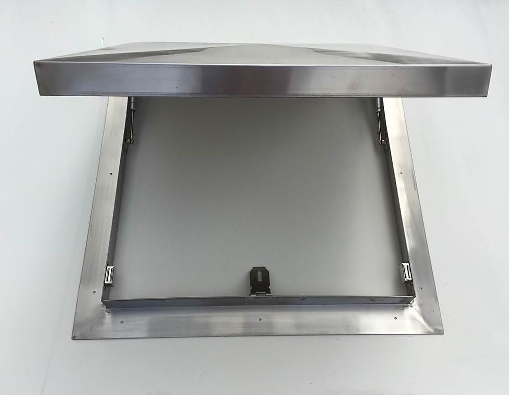 Roof Access Hatch 600mm X 600mm Diy Amp Renovation Gt Roof
