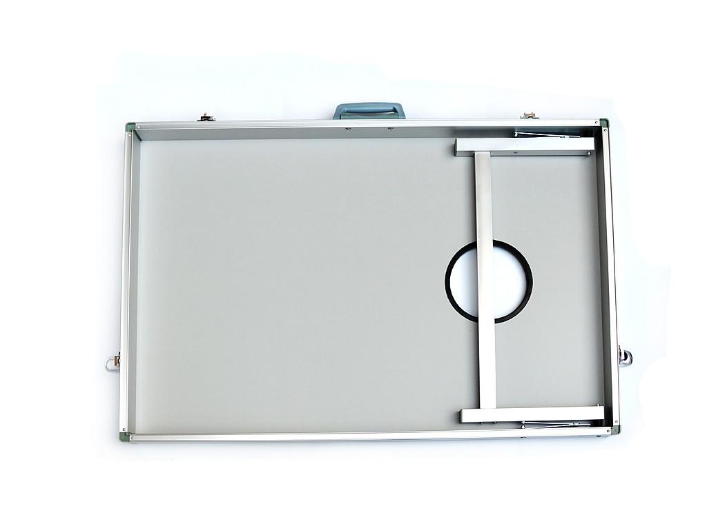 ... Bean Bag Toss Cornhole Game Set Aluminium Frame Portable Design ...