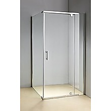 Shower Screen 1200x900x1900mm Framed Safety Glass Pivot Door By Della Francesca
