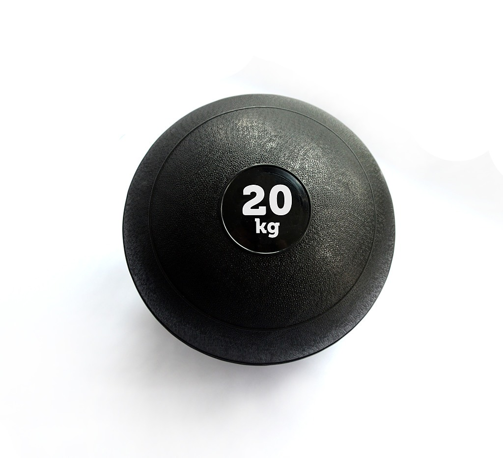 20kg Slam Ball No Bounce Crossfit Fitness Mma Boxing Bootcamp