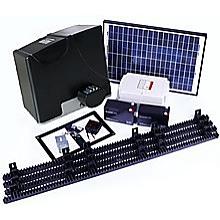 1000KG Solar Auto Slide Sliding Gate Opener Automatic w 4m Rail