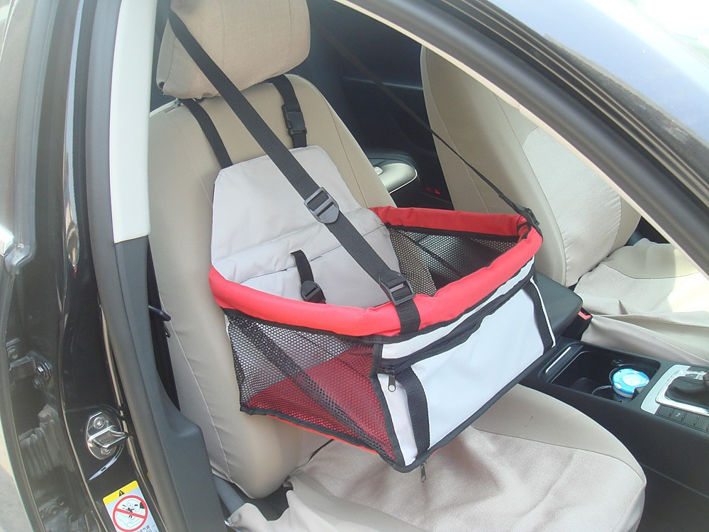 Dog Pet Car Safety Booster Seat Carrier Home Amp Lifestyle