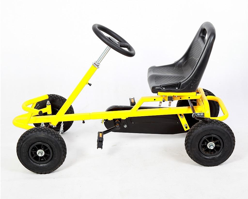 Big Kids Ride On Toy Pedal Bike Go Kart Car For Ages 8 13
