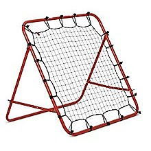 Soccer Rebound Net Sports Trainer Rebounder Football Game Practice Training Goal