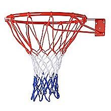 Pro Size Wall Mounted Basketball Hoop Ring Goal Net Rim Dunk Shooting Outdoor