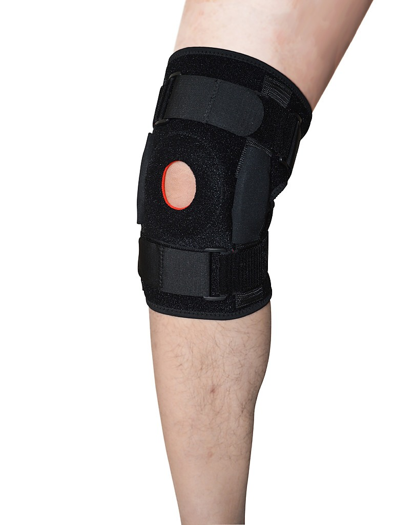 Hinged Knee Brace Support Acl Mcl Ligament Runner S Knee