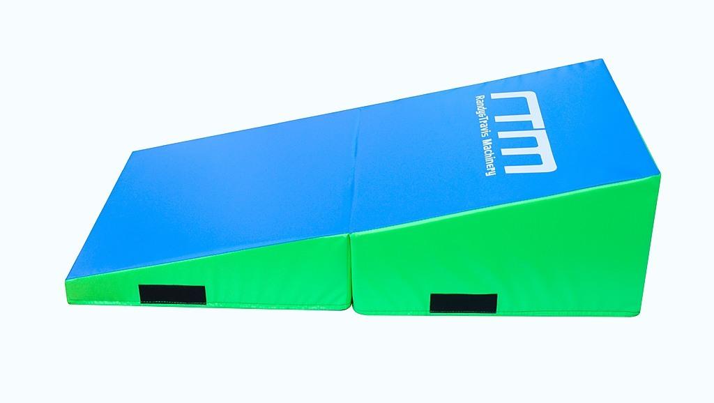 120x60x35cm Foldable Soft Incline Gymnastics Mat Wedge