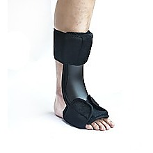 Night Plantar Fasciitis Sleep Support Adjustable Brace Splint Fits 40-45