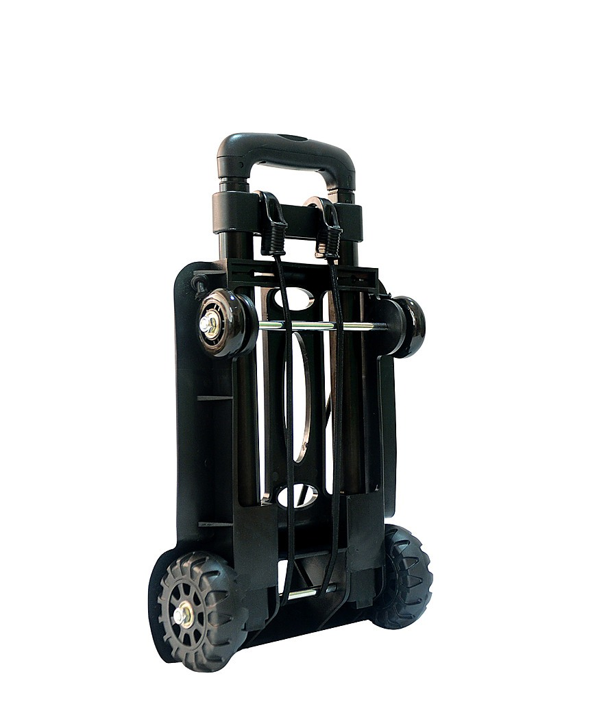 Portable Cart Folding Dolly Push Truck Hand Collapsible