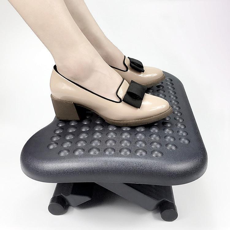 Footrest Under Desk Foot / Leg Rest for Office Chair ...