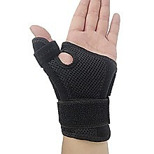 Thumb Stabiliser Brace Support Strap Splint Arthritic Sports