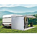 Pop Top Caravan Privacy Screen Sun Shade Side Extension 2.1 x 1.8m