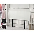Queen White PU Leather Bed Headboard Bedhead