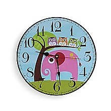 Large Kids Wall Clock