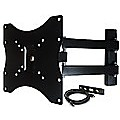 "15-37"" Plasma LED LCD Screen TV Mount with 180 Degree Swivel"