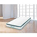 Palermo King Single 20cm Memory Foam and Innerspring Hybrid Mattress