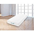 Single 25cm Gel Memory Foam Mattress Dual-Layered - CertiPUR-US