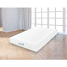Double 25cm Gel Memory Foam Mattress Dual-Layered - CertiPUR-US