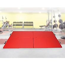 Foldable Exercise Mat Gymnastics Martial Arts Yoga Karate Judo
